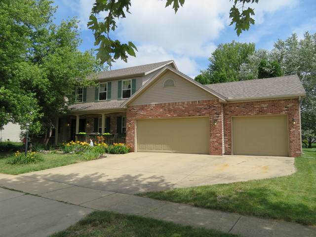 4408 Stonebridge Drive, Champaign, IL 61822 (MLS #10753669) :: Century 21 Affiliated