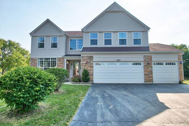 1253 Noble Drive, Port Barrington, IL 60010 (MLS #10753701) :: Property Consultants Realty