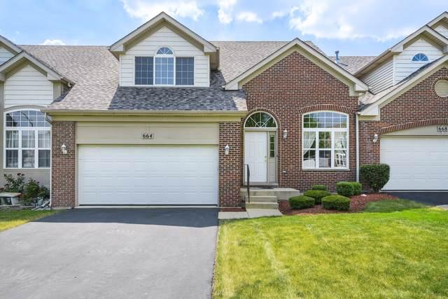 664 Berkley Drive, Romeoville, IL 60446 (MLS #10753958) :: Property Consultants Realty