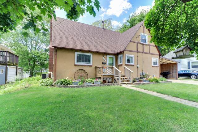 514 S 7th Street, Fairbury, IL 61739 (MLS #10754083) :: The Wexler Group at Keller Williams Preferred Realty