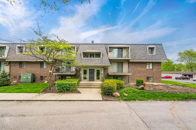 158 E Bailey Road A, Naperville, IL 60565 (MLS #10754222) :: Property Consultants Realty