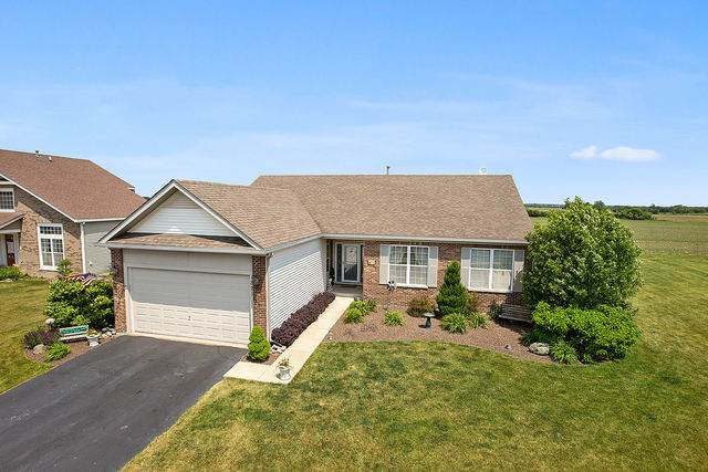 1821 Monhegan Avenue, Beecher, IL 60401 (MLS #10754309) :: Property Consultants Realty