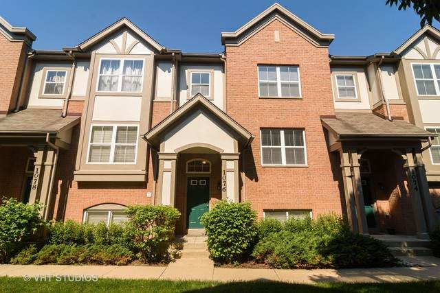 1076 N Claremont Drive, Palatine, IL 60067 (MLS #10754583) :: Property Consultants Realty