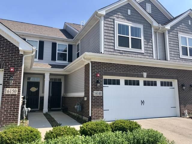 16148 W Coneflower Drive, Lockport, IL 60441 (MLS #10754597) :: John Lyons Real Estate