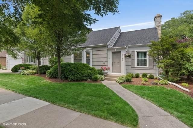 4146 Ellington Avenue, Western Springs, IL 60558 (MLS #10754668) :: Century 21 Affiliated
