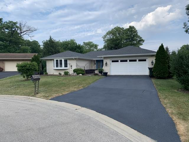 481 Knollwood Drive, Wood Dale, IL 60191 (MLS #10754773) :: Property Consultants Realty