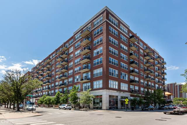 6 S Laflin Street 619S, Chicago, IL 60607 (MLS #10754833) :: John Lyons Real Estate