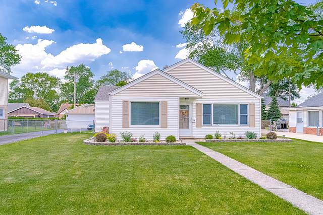 10736 Moody Avenue, Chicago Ridge, IL 60415 (MLS #10754857) :: Property Consultants Realty
