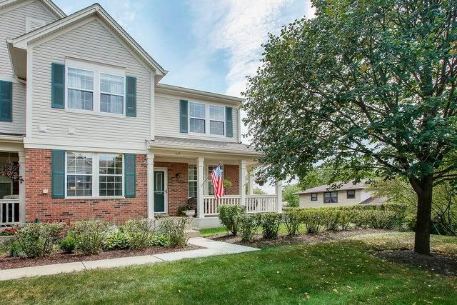 615 W Moreland Avenue #0, Addison, IL 60101 (MLS #10754943) :: John Lyons Real Estate