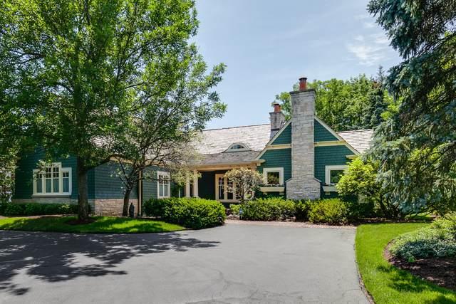 1605 W Broadland Lane, Lake Forest, IL 60045 (MLS #10754968) :: Angela Walker Homes Real Estate Group