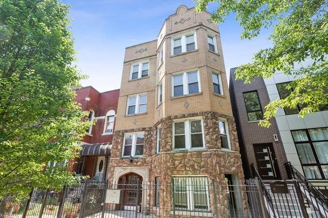 1336 N Artesian Avenue #2, Chicago, IL 60622 (MLS #10755304) :: Property Consultants Realty