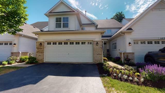 693 Shoreline Drive, Grayslake, IL 60030 (MLS #10755310) :: Property Consultants Realty