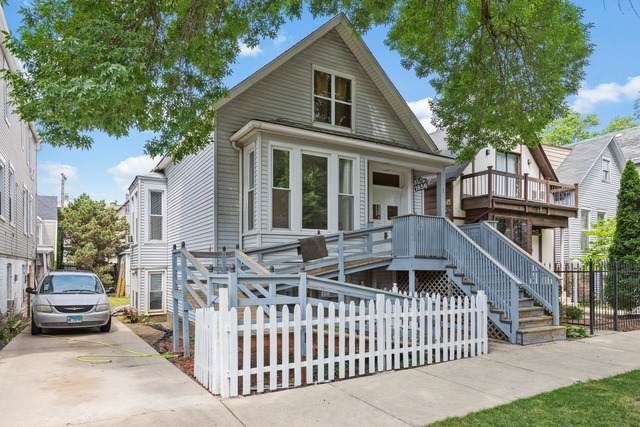 1656 N Francisco Avenue, Chicago, IL 60647 (MLS #10755346) :: The Wexler Group at Keller Williams Preferred Realty