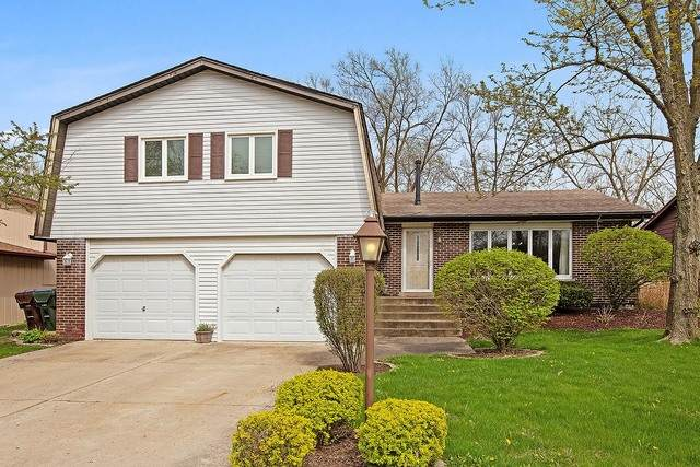 22911 Lakeshore Drive, Richton Park, IL 60471 (MLS #10755398) :: Property Consultants Realty
