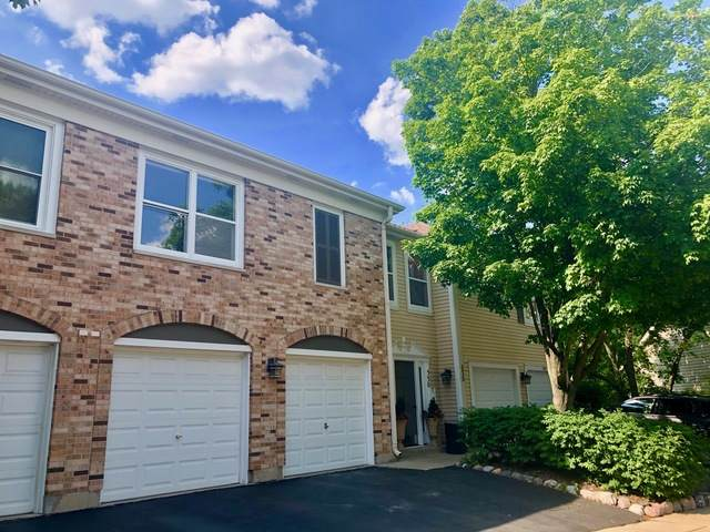 530 River Front Circle #605, Naperville, IL 60540 (MLS #10755429) :: Littlefield Group