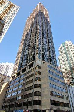 30 E Huron Street #3801, Chicago, IL 60611 (MLS #10755472) :: Property Consultants Realty