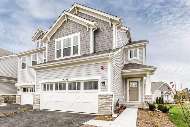550 Peterson Lot #6.04 Court, Barrington, IL 60010 (MLS #10755497) :: John Lyons Real Estate