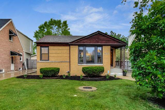7524 W Ardmore Avenue, Chicago, IL 60631 (MLS #10755514) :: Property Consultants Realty