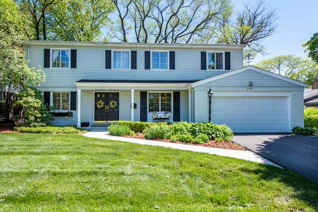 343 Thornwood Lane, Lake Bluff, IL 60044 (MLS #10755547) :: Property Consultants Realty