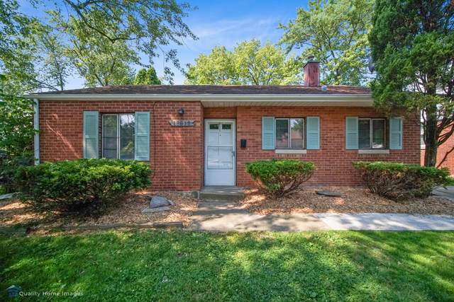 18638 Palmer Circle, Homewood, IL 60430 (MLS #10755699) :: Property Consultants Realty
