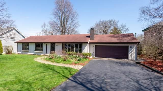 5931 S Franklin Avenue, La Grange Highlands, IL 60525 (MLS #10755719) :: The Wexler Group at Keller Williams Preferred Realty