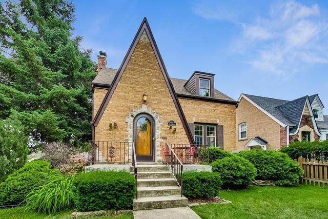6667 N Ogallah Avenue, Chicago, IL 60631 (MLS #10755810) :: John Lyons Real Estate