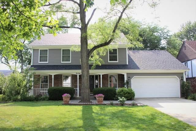 204 Vernon Avenue, Wheaton, IL 60187 (MLS #10755980) :: The Wexler Group at Keller Williams Preferred Realty
