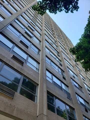 5532 S Shore Drive 13D, Chicago, IL 60637 (MLS #10756079) :: Property Consultants Realty