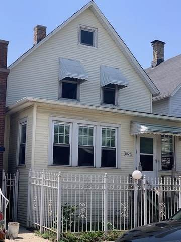 4025 W 24th Street, Chicago, IL 60623 (MLS #10756185) :: Property Consultants Realty