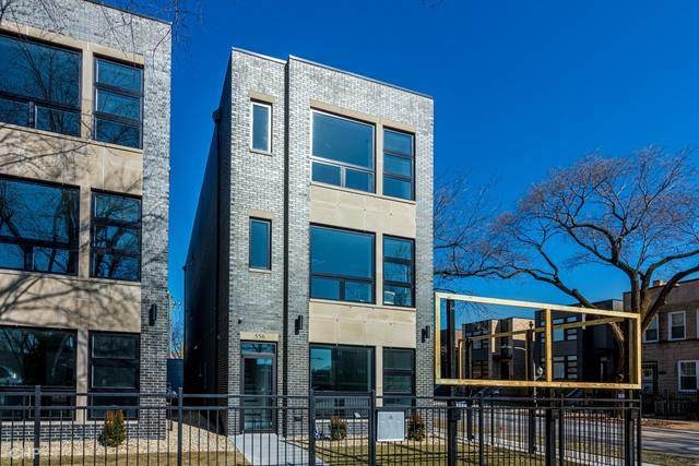 556 E 46th Place #1, Chicago, IL 60653 (MLS #10756253) :: Property Consultants Realty