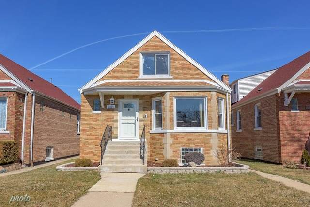 3644 W 68th Street, Chicago, IL 60629 (MLS #10756321) :: Property Consultants Realty