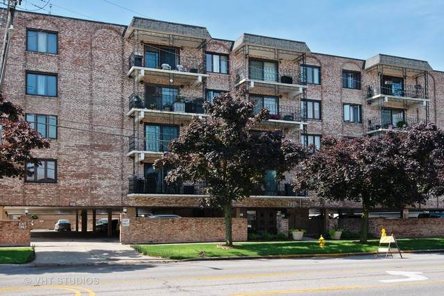 7525 W Lawrence Avenue #203, Harwood Heights, IL 60706 (MLS #10756378) :: Property Consultants Realty