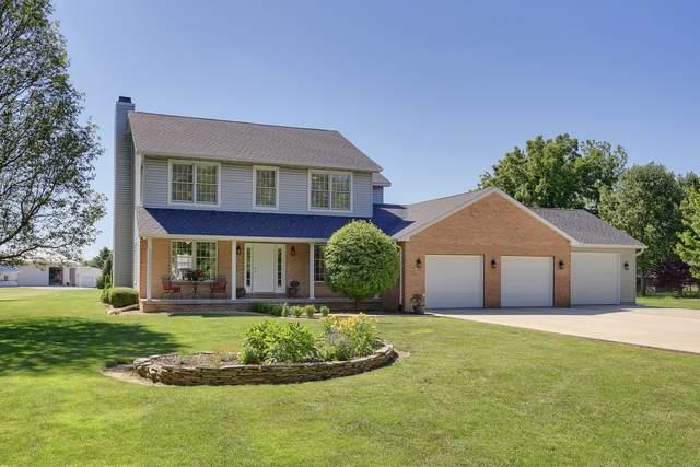 6 Country Club Lane, ARCOLA, IL 61910 (MLS #10756593) :: John Lyons Real Estate