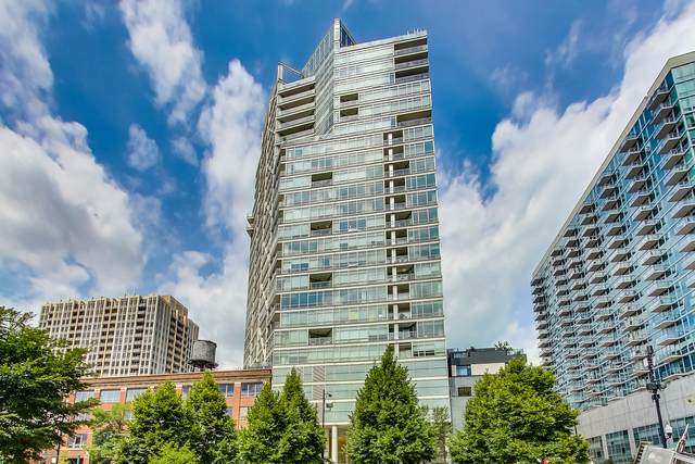 510 W Erie Street #808, Chicago, IL 60654 (MLS #10756811) :: John Lyons Real Estate