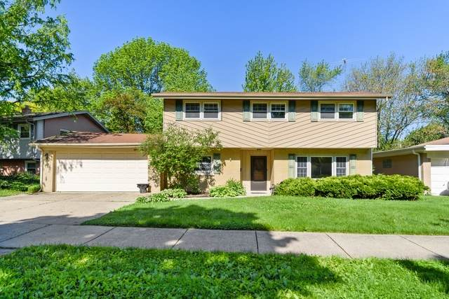 116 S Yale Avenue, Arlington Heights, IL 60005 (MLS #10756818) :: Littlefield Group