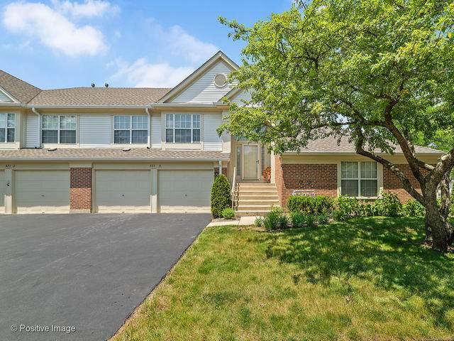 371 Ashford Circle #3, Bartlett, IL 60103 (MLS #10756846) :: John Lyons Real Estate
