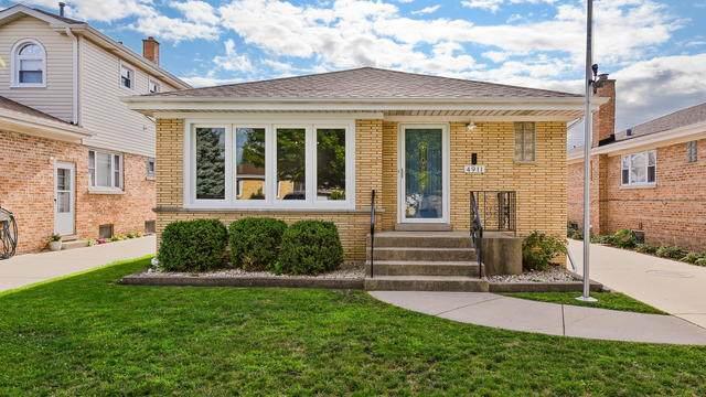 4911 N Nordica Avenue, Chicago, IL 60656 (MLS #10756876) :: John Lyons Real Estate