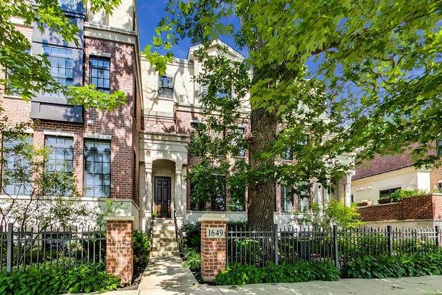1649 Hickory Street, Highland Park, IL 60035 (MLS #10756903) :: Knott's Real Estate Team