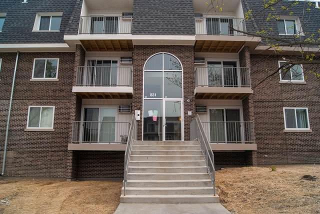 831 Mcintosh Court #206, Prospect Heights, IL 60070 (MLS #10756919) :: Property Consultants Realty