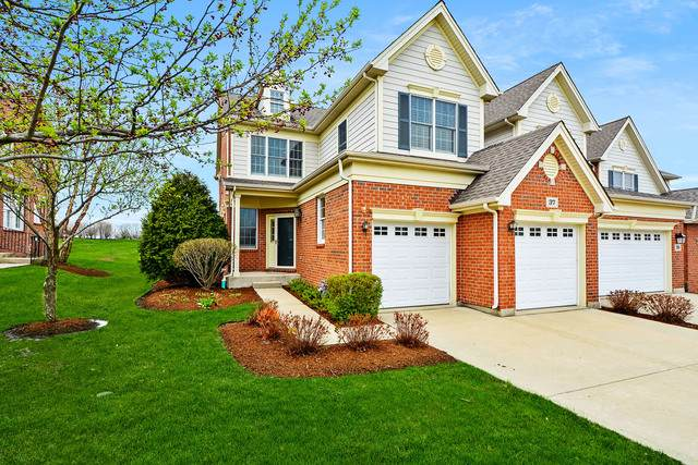 37 Red Tail Drive, Hawthorn Woods, IL 60047 (MLS #10756942) :: Helen Oliveri Real Estate
