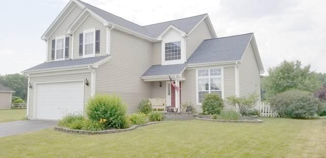 931 Brassfield Avenue, Romeoville, IL 60446 (MLS #10756990) :: Property Consultants Realty