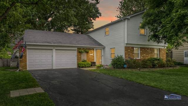 4 Regent Court, Buffalo Grove, IL 60089 (MLS #10757164) :: Property Consultants Realty