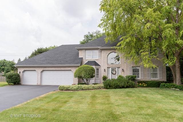 64 Rock River Court, Naperville, IL 60565 (MLS #10757229) :: John Lyons Real Estate