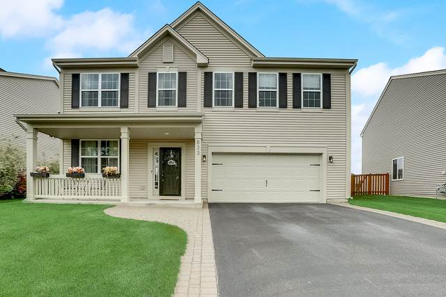 833 Chopin Place, Volo, IL 60073 (MLS #10757395) :: Property Consultants Realty