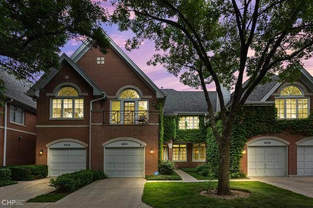 4214 W Harrington Lane, Chicago, IL 60646 (MLS #10757460) :: John Lyons Real Estate