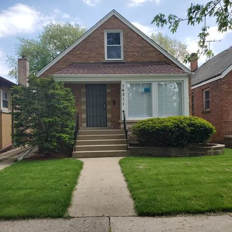 14311 S Normal Avenue, Riverdale, IL 60827 (MLS #10757491) :: Property Consultants Realty