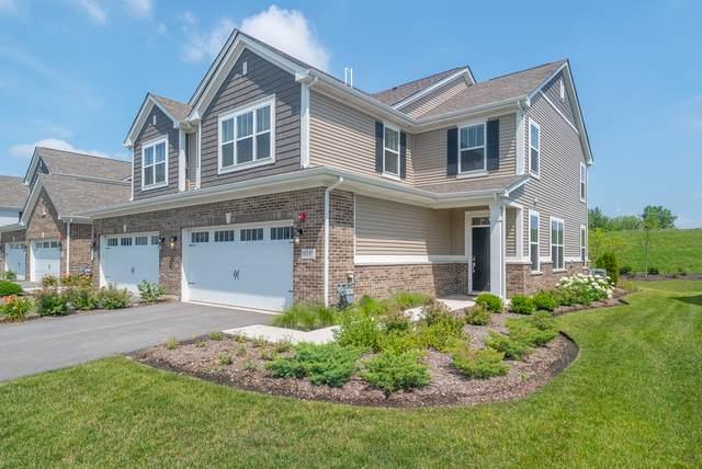 16132 W Coneflower Drive, Lockport, IL 60441 (MLS #10757494) :: John Lyons Real Estate