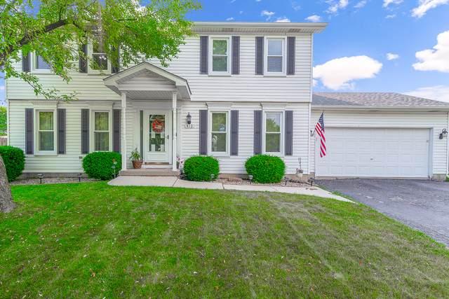 413 Mooney Drive, Joliet, IL 60435 (MLS #10757561) :: Property Consultants Realty