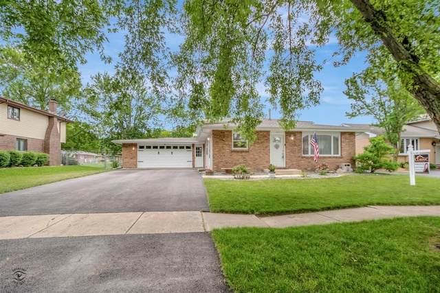 602 Chestnut Lane, Beecher, IL 60401 (MLS #10757562) :: Property Consultants Realty