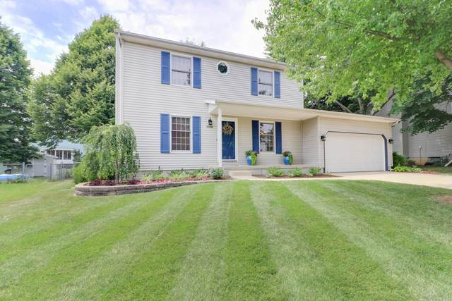 2204 Park Place Drive, Bloomington, IL 61701 (MLS #10757605) :: Property Consultants Realty